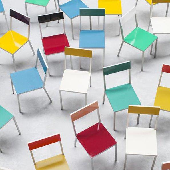 Muller van Severen f Valerie Objects alu chairs viele 3