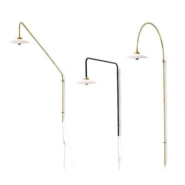 Muller van Severen f Valerie Objects hanging lamps brass