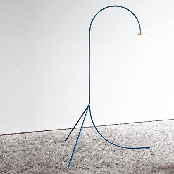 Muller van Severen f Valerie Objects standing lamp