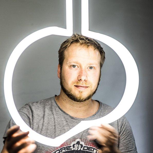 Lampe Vary von Florian Freihöfer Portrait Designer