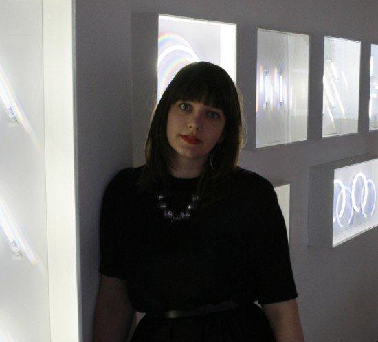 Portrait Rachel Harding