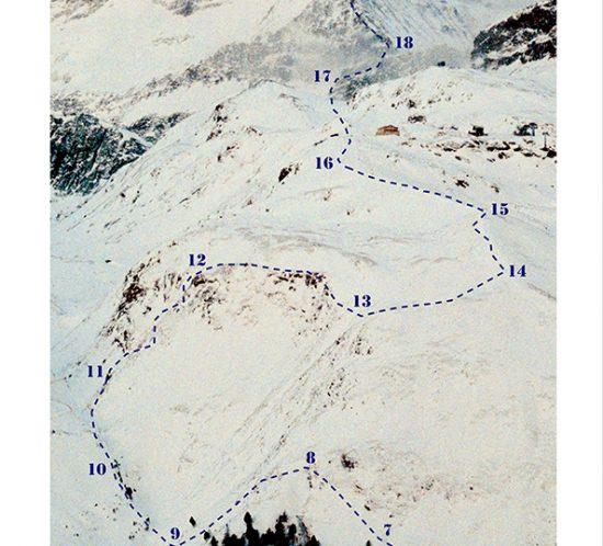 Anna von Gwinner Adventskalender Matterhorn mitte