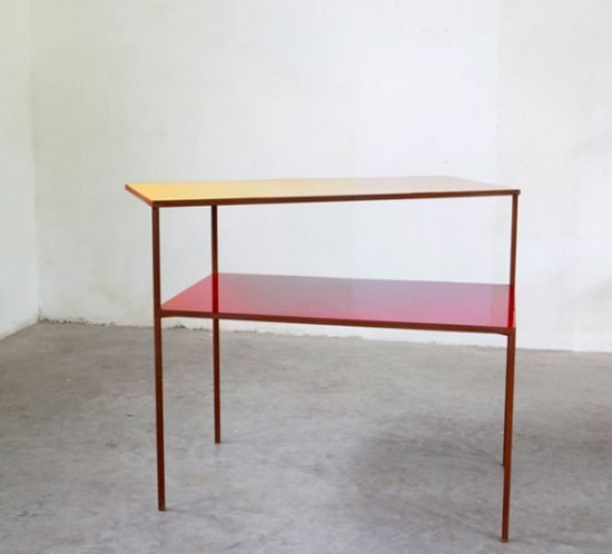 Muller van Severen Double Desk red