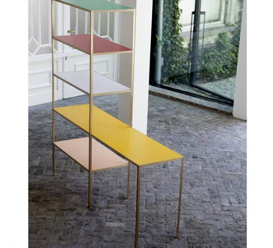 Muller van Severen Rack + Table