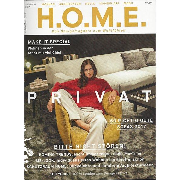 Home Magazin Titel September 2017