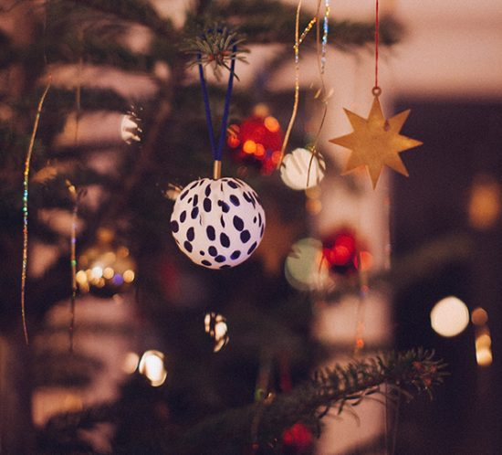 Edition Noel Weihnachtsanhänger