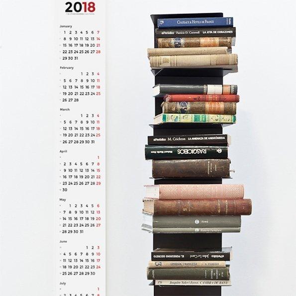 Poster Kalender vertikal