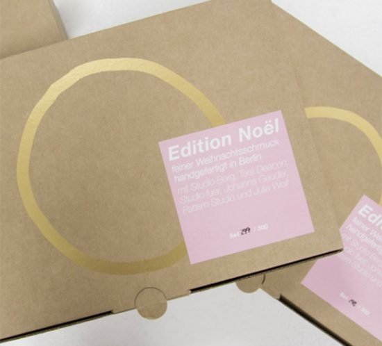 Edition Noel Box